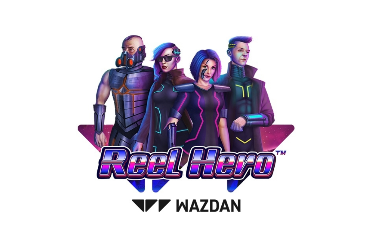 Wazdan's Latest Title, Reel Hero™, Takes Players on a Journey to Outer Space