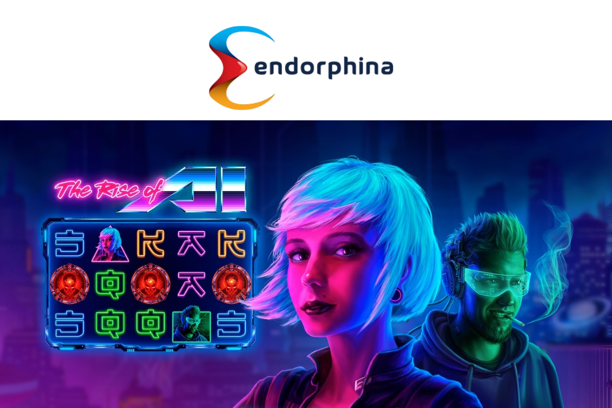 Behold The Cyber Future In The Newest Slot By Endorphina