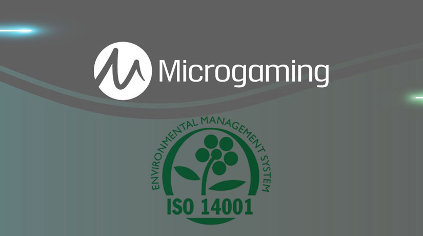 Microgaming Awarded International Environmental Management Certificate