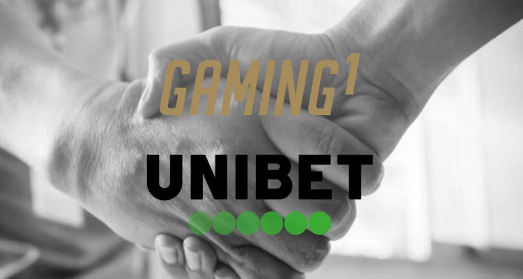 Unibet launches Gaming1 content for Belgium market