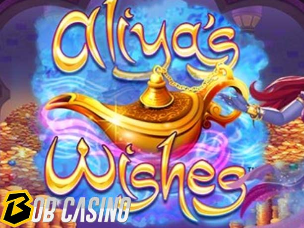 Aliya's Wishes Slot Review (Fortune Factory Studios & Microgaming)