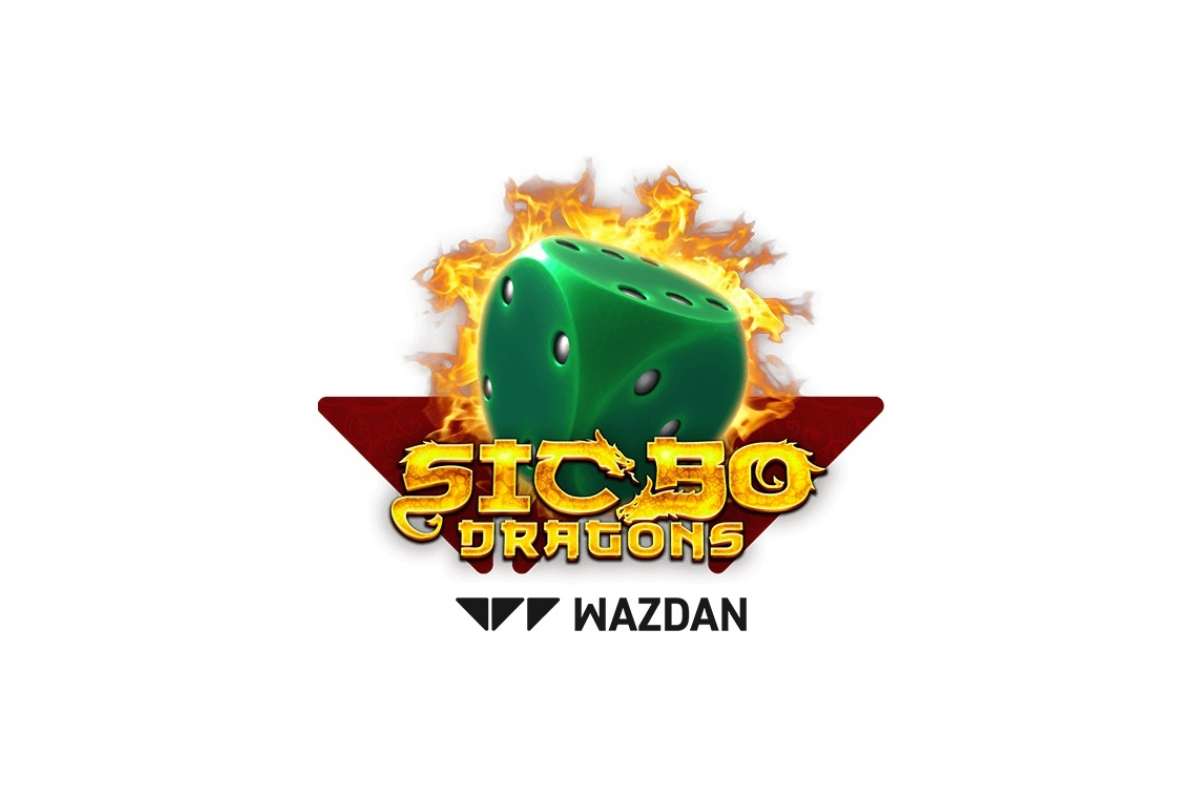 Wazdan Launches Sic Bo Dragons, the only Sic Bo game on the market with a 4-dice Mega Win