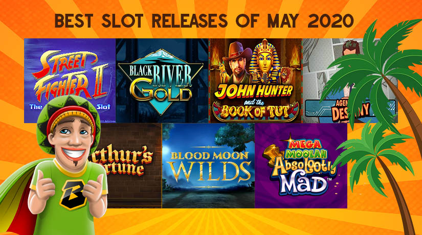 Top 7 Slot Releases of May 2020