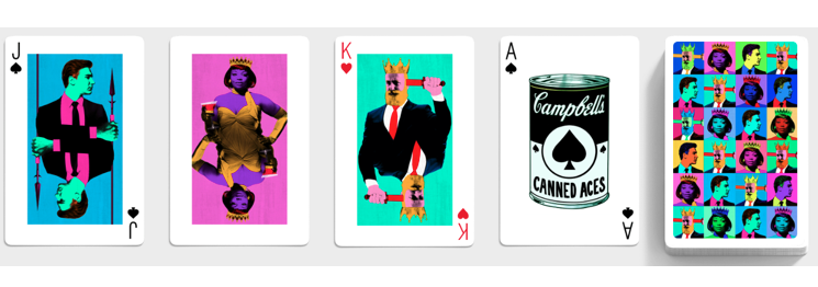 Gambling operator BetVictor challenges playing card designs