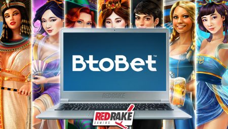 Red Rake Gaming partners with BtoBet for high-end casino content distribution