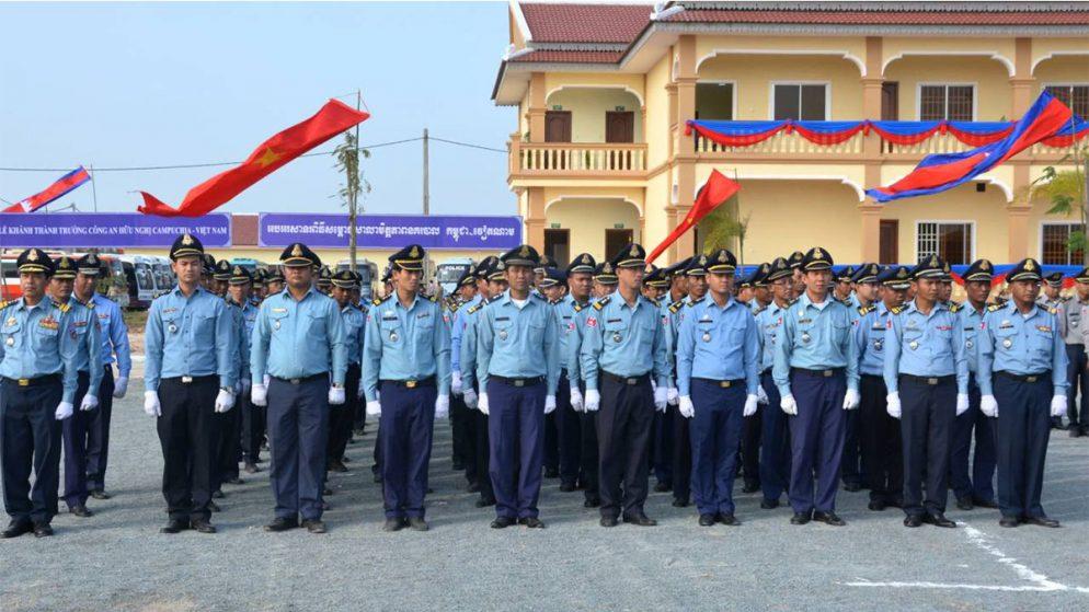 Cambodian National Police Blocks Six Online Gambling Sites
