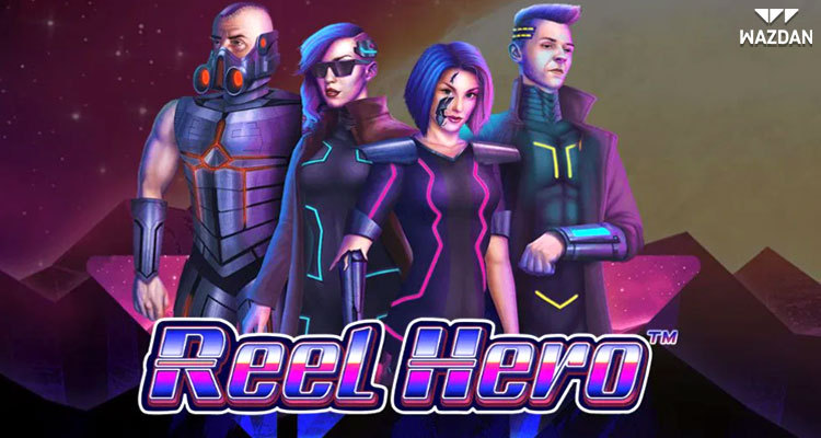 Wazdan launches new highly anticipated online slot game Reel Hero