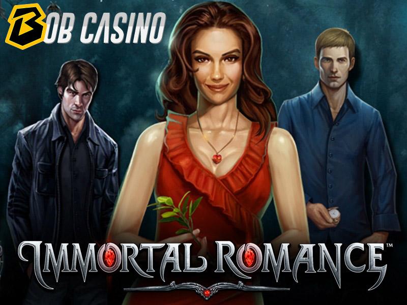 Microgaming Updates Popular Immortal Romance Slot