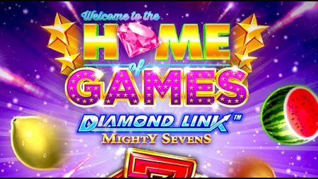 Greentube debuts Diamond Link: Mighty Sevens video slot