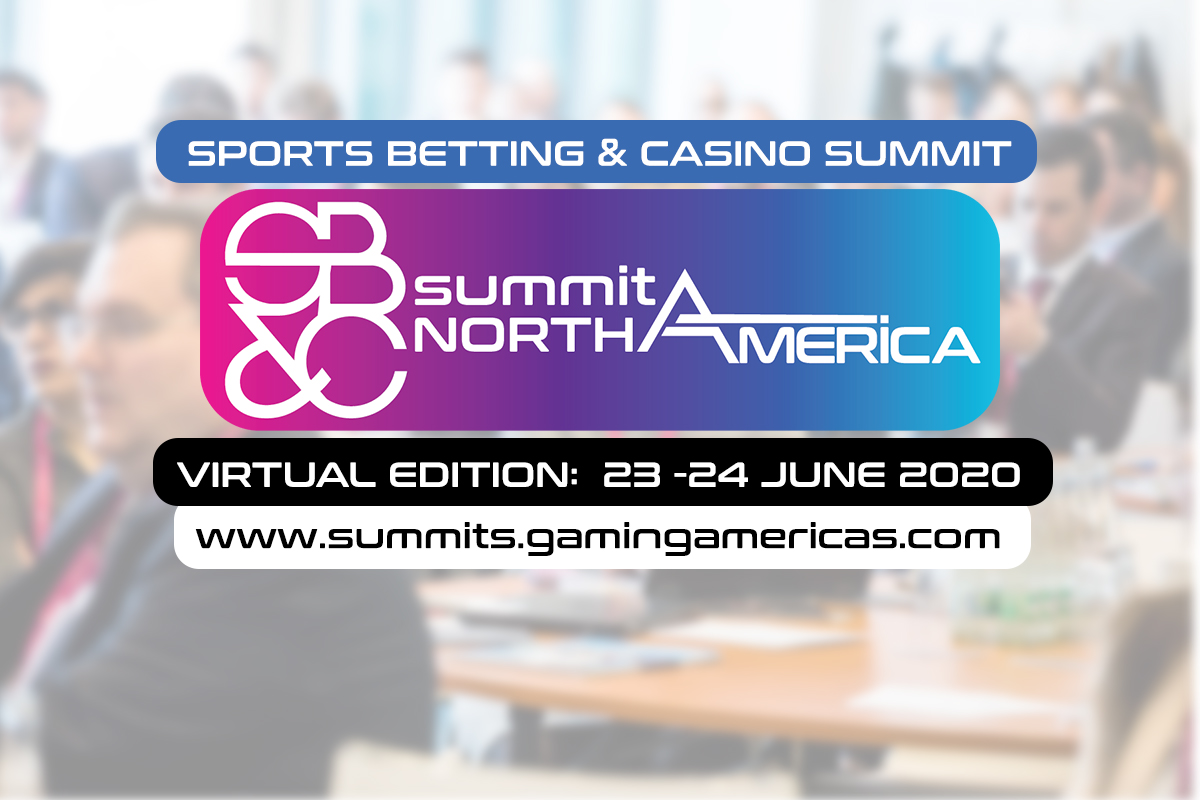 ENJOY 8 HOURS OF ONLINE NETWORKING BETWEEN 23-24 JUNE AT SPORTS BETTING & CASINO SUMMIT NORTH AMERICA