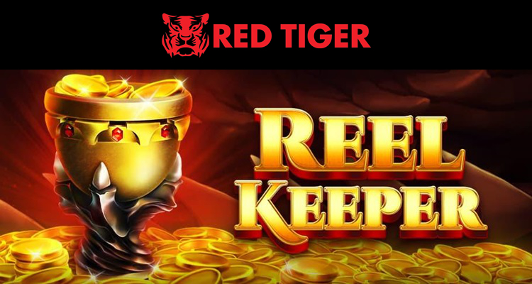 Enter the dragon's lair with Red Tiger Gaming's new Reel Keeper online slot game