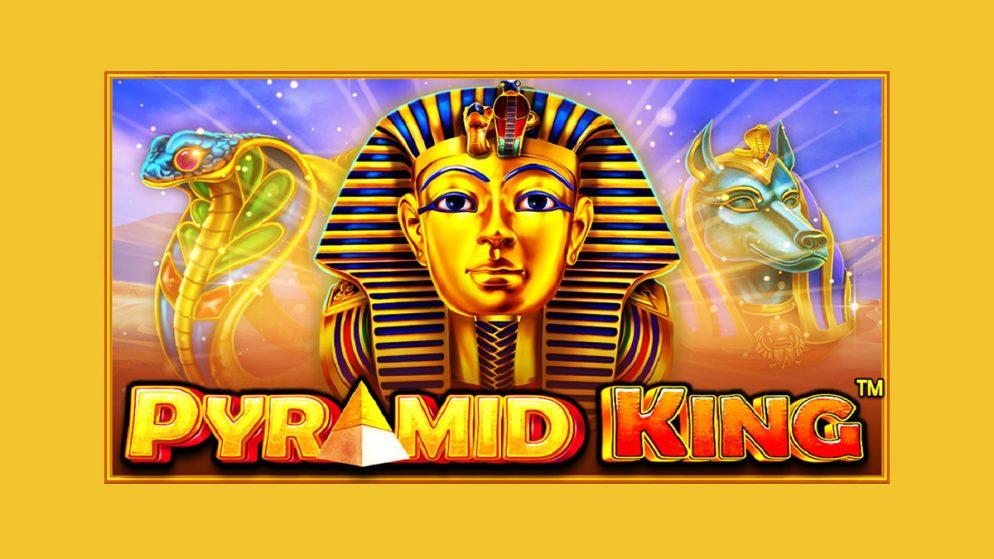 Pragmatic Play Expands its Slot Portfolio with Pyramid King