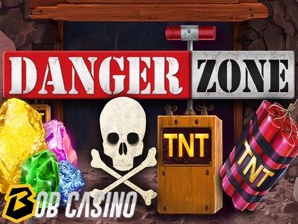 Danger Zone Slot Review (Booming Games)