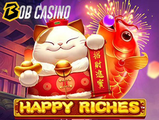Happy Riches Slot Review (NetEnt)