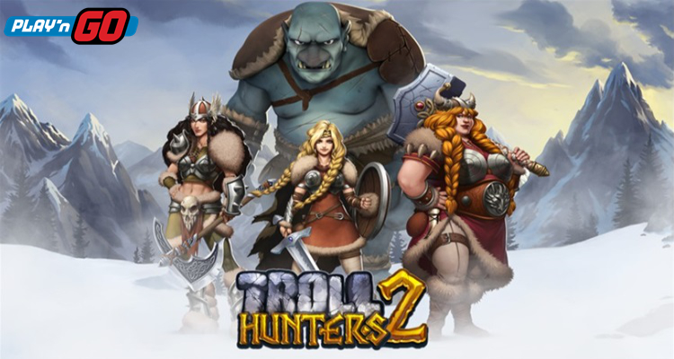 Play'n GO releases Troll Hunters 2 market-wide after exclusivity period with Kindred