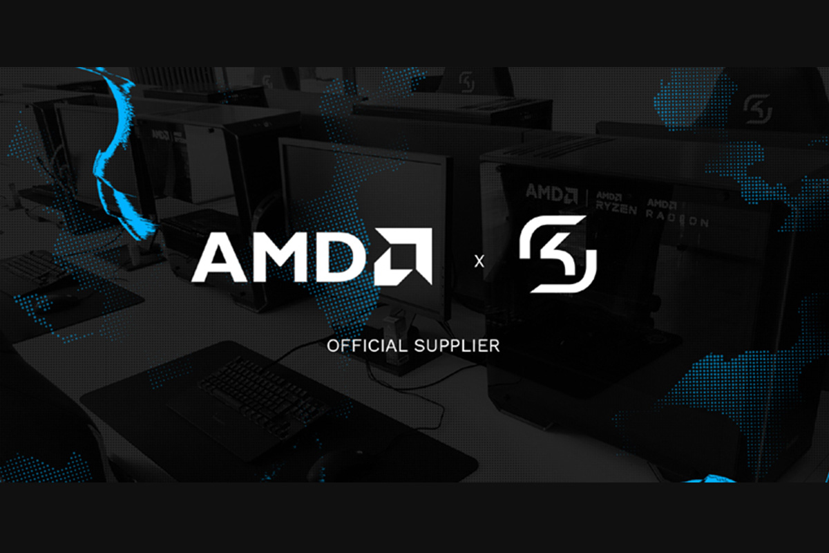 AMD Becomes Official Supplier of SK Gaming