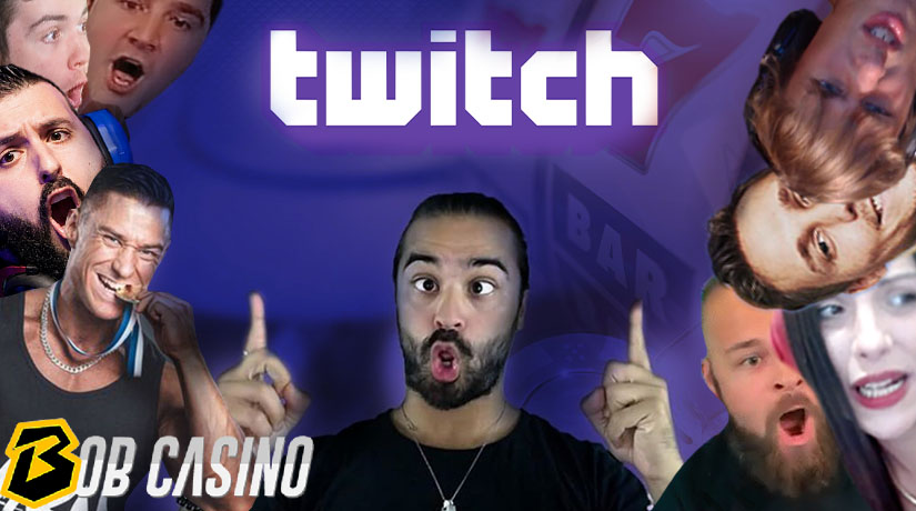 These Are the Top 9 Most Popular Twitch Casino Streamers of June 2020