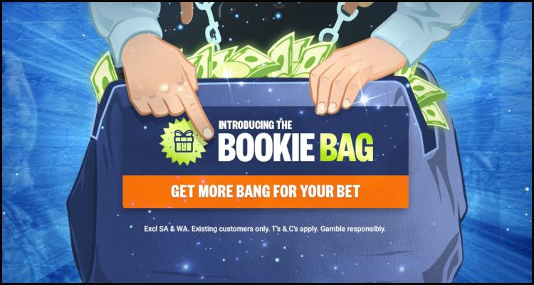 PalmerBet.com premieres new Bookie Bag sportsbetting innovation