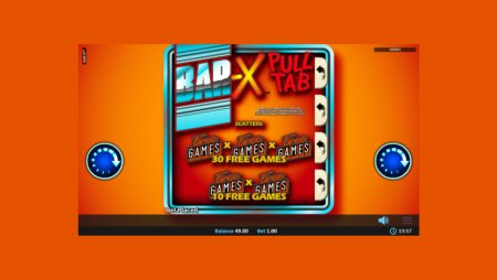 REALISTIC GAMES LAUNCHES BAR-X™ PULL TAB IN COLLABORATION WITH ELECTROCOIN