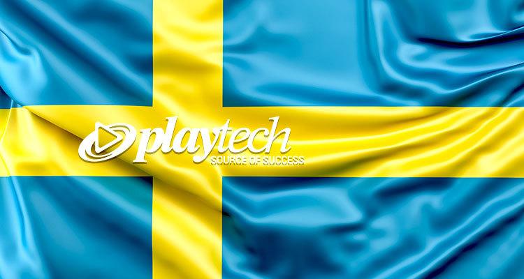 Playtech agrees new integration deal with Svenska Spel & Sport Casino for Swedish regulated market