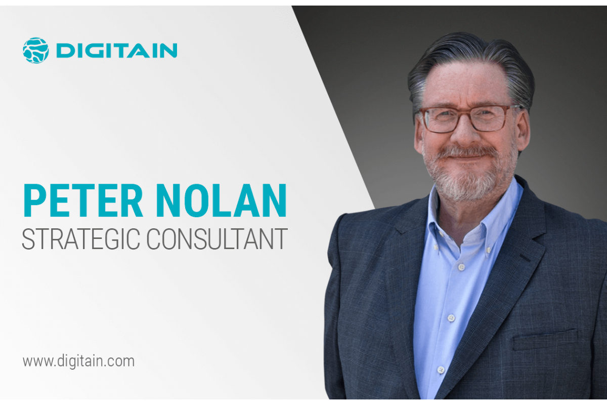 Digitain Appoints Peter Nolan as its New Strategic Consultant