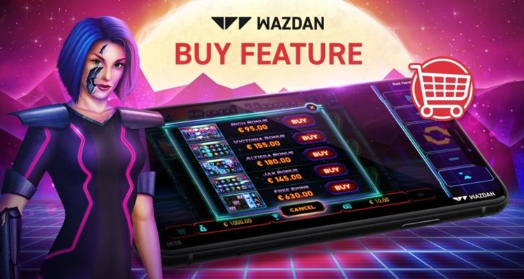 Wazdan's new Buy Feature enables instant bonus purchase option