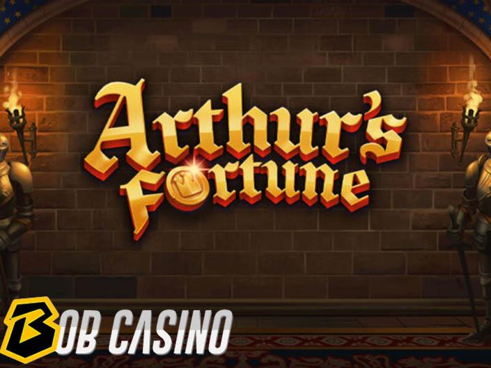 Arthur's Fortune Slot Review (Yggdrasil)