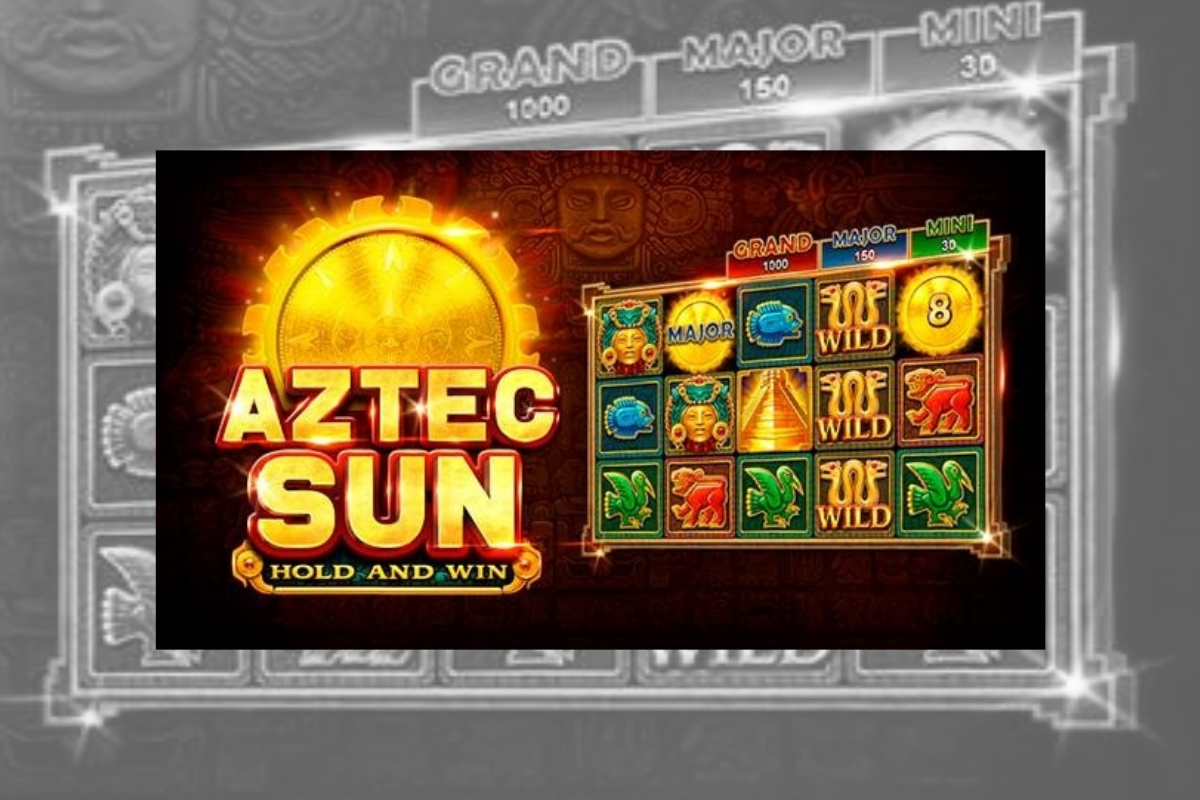 Discover riches of a bygone age with Booongo's Aztec Sun