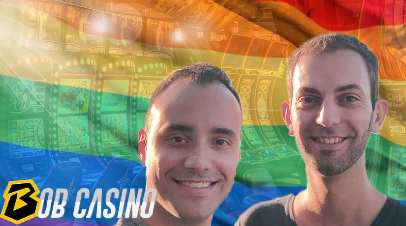 Gay Pride Month: How Popular Casino YouTuber Brian Christopher Met His Future Husband