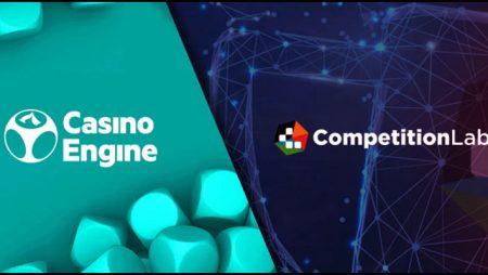 CasinoEngine iGaming platform integrates new gamification advances