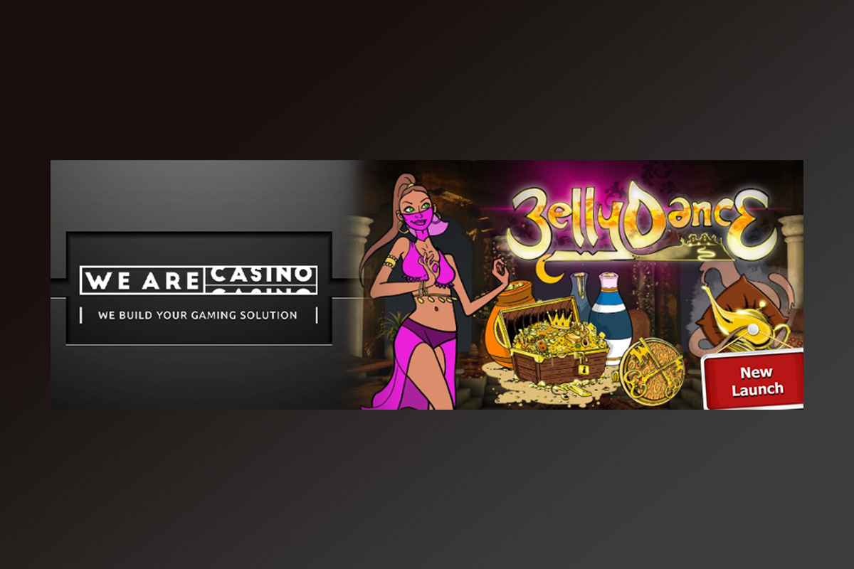 "WeAreCasino Unveils its New Slot ""BELLY DANCE"""