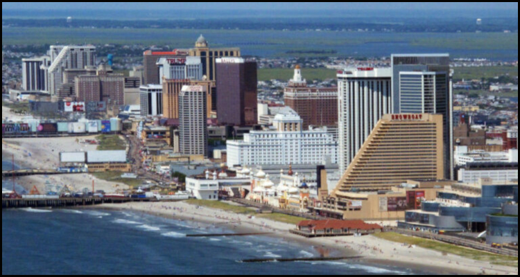 Indoor smoking and drinking bans for re-opening Atlantic City casinos