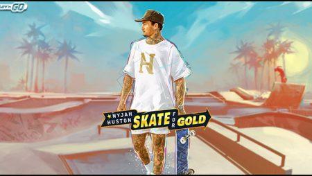 Play'n GO releases new Nyjah Huston: Skate for Gold video slot
