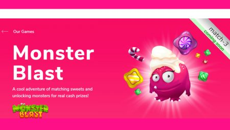 Monster Blast' – a cool adventure of matching sweets and unlocking zany monsters