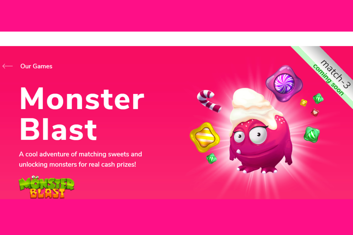 'Monster Blast' – a cool adventure of matching sweets and unlocking zany monsters