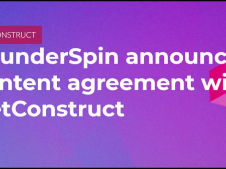 BetConstruct elects to integrate ThunderSpin video slots