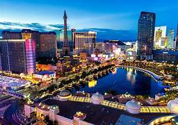 Vegas casinos 'recovery by 2023'