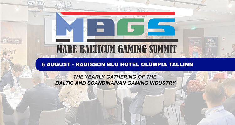 MARE BALTICUM Gaming Summit set for August; first post-lockdown live event for Europe