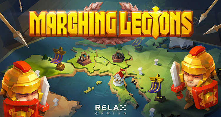 Relax Gaming leads the charge with new slot Marching Legions