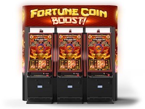 New video slot cabinet from IGT
