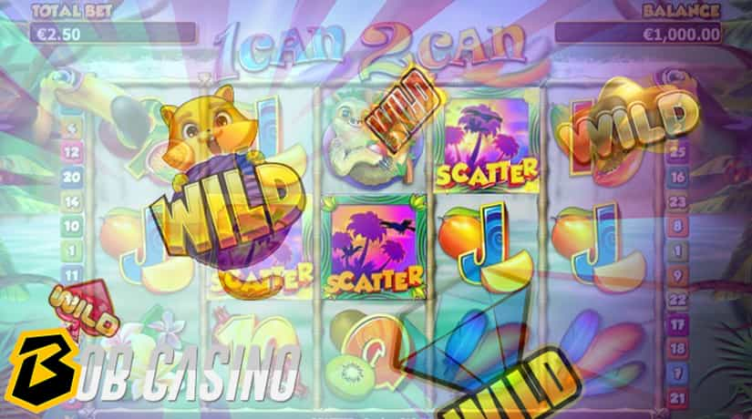 Difference Between Wild and Scatter Symbols in Online Slots