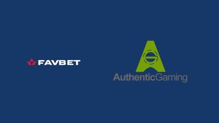 Authentic Gaming Signs Live Roulette Deal with FavBet