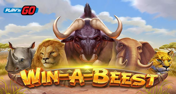 Journey to Africa in Play'n GO's latest slot Win-a-Beest