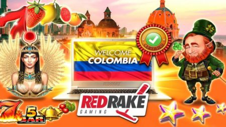 Red Rake Gaming drives business expansion via recent Colombian market entry