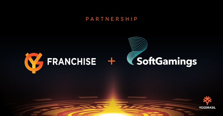Yggdrasil Gaming adds to franchise roster with leading iGaming provider SoftGamings