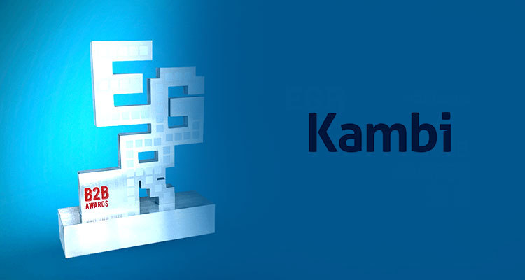 Kambi earns two EGR B2B Awards during virtual ceremony