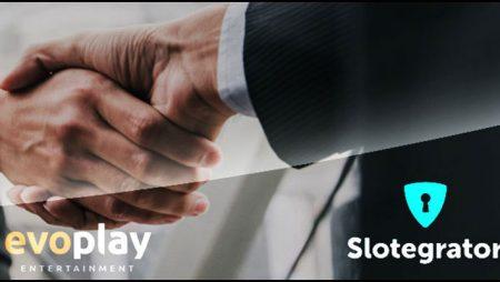 Evoplay Entertainment inks Slotegrator Limited integration alliance