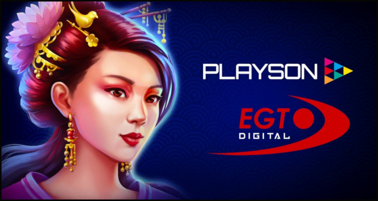 Playson Limited inks EGT Digital content integration alliance