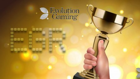 Evolution achieves 11th consecutive Live Casino Supplier of the Year title at EGR B2B Awards 2020