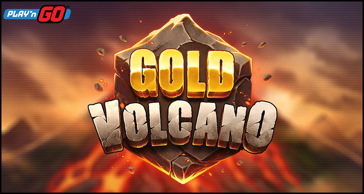 Play'n GO erupts with unique Gold Volcano video slot
